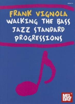 Walking the Bass for 10 Jazz Standards