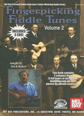 Fingerpicking Fiddle Tunes, Volume 2