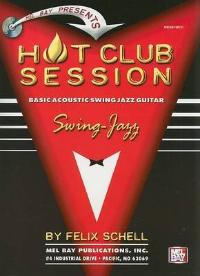 Hot Club Session: Basic Acoustic Swing Jazz Guitar