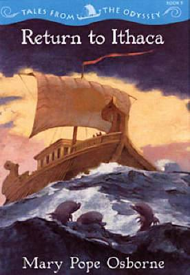 Return To Ithaca: Tales From the Odyssey, Book 5