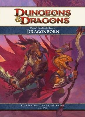 Player's Handbook Races: Dragonborn: Supplement