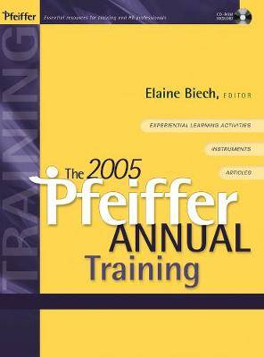 The 2005 Pfeiffer Annual: Training CD