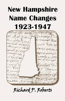 New Hampshire Name Changes, 1923-1947