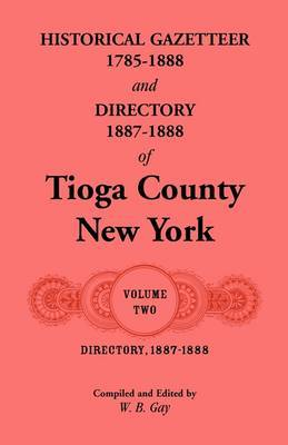 Directory, 1887-1888 of Tioga County, New York