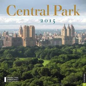 Central Park 2015 Wall