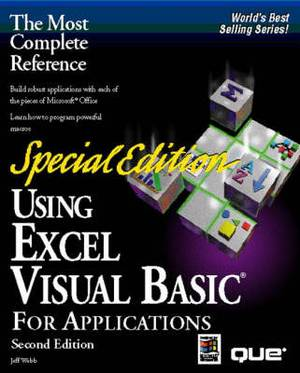 Using Excel for Visual Basic for Application