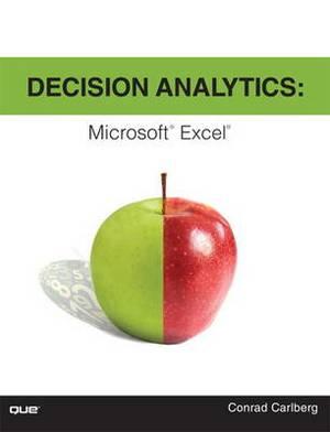 Decision Analytics: Microsoft Excel
