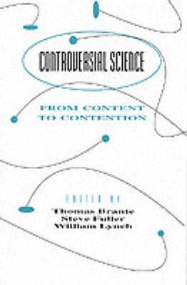 Controversial Science: From Content to Contention