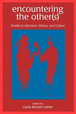 Encountering the Other(s): Studies in Literature, History and Culture