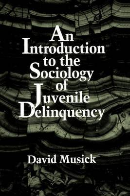 An Introduction to the Sociology of Juvenile Delinquency