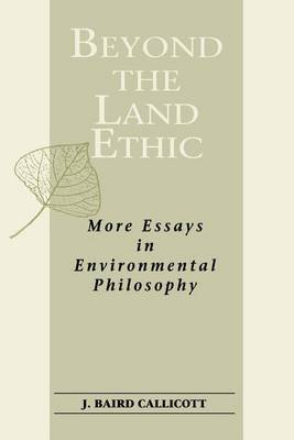 Beyond the Land Ethic: More Essays in Environmental Philosophy