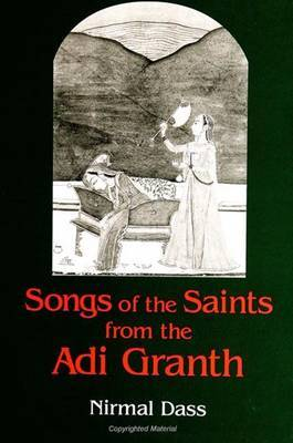 Songs of the Saints from the Adi Granth