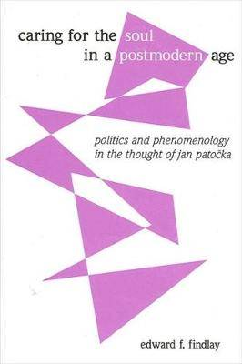 Caring for the Soul in a Postmodern Age: Politics and Phenomenology in the Thought of Jan Patocka