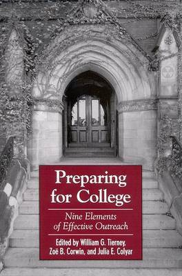 Preparing for College: Nine Elements of Effective Outreach