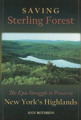 Saving Sterling Forest