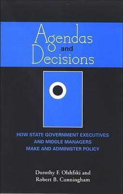 Agendas and Decisions