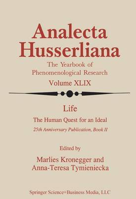 Life the Human Quest for an Ideal: Bk. 2