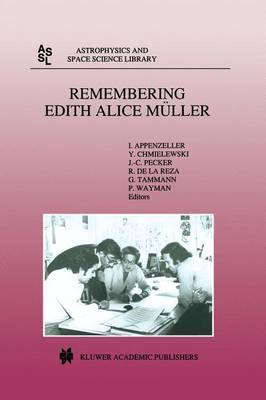 Remembering Edith Alice Muller