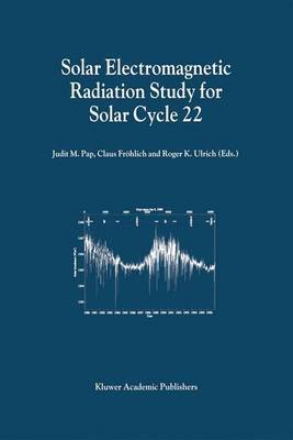 Solar Electromagnetic Radiation Study for Solar Cycle 22: Proceedings of the SOLERS22 Workshop Held at the National Solar Observatory, Sacramento Peak, Sunspot, New Mexico, U.S.A., June 17-21, 1996