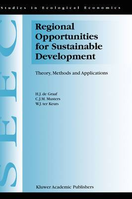 Regional Opportunities for Sustainable Development: Theory, Methods, and Applications
