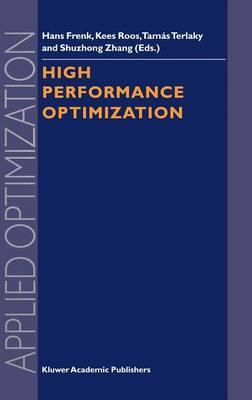 High Performance Optimization