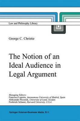The Notion of an Ideal Audience in Legal Argument
