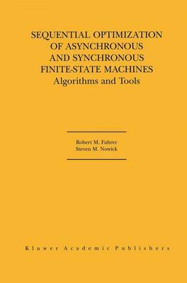 Sequential Optimization of Asynchronous and Synchronous Finite-State Machines: Algorithms and Tools