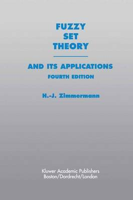 Fuzzy Set Theory: And Its Applications