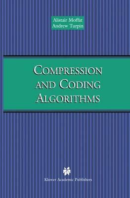 Compression and Coding Algorithms