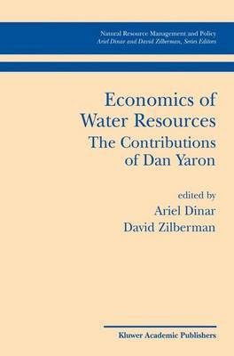 Economics of Water Resources: The Contributions of Dan Yaron
