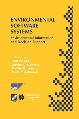 Environmental Software Systems: Environmental Information and Decision Support