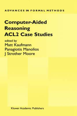Computer-Aided Reasoning: ACL2 Case Studies