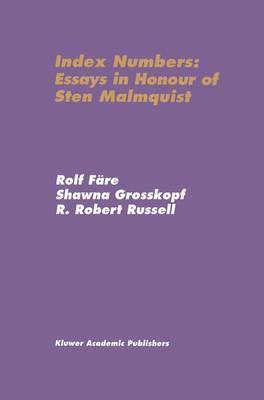 Index Numbers: Essays in Honour of Sten Malmquist
