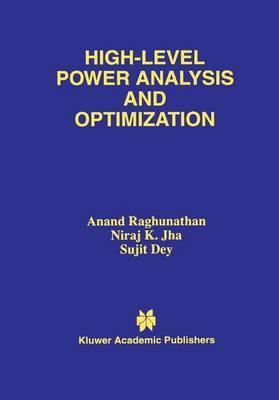 High-Level Power Analysis and Optimization
