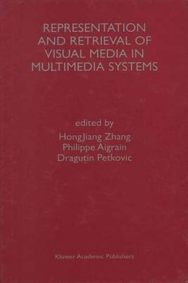 Representation and Retrieval of Visual Media in Multimedia Systems