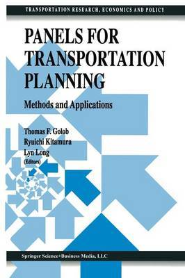 Panels for Transportation Planning: Methods and Applications
