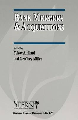 Bank Mergers and Acquisitions: An Introduction and an Overview