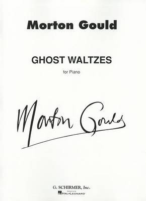 Ghost Waltzes: For Piano