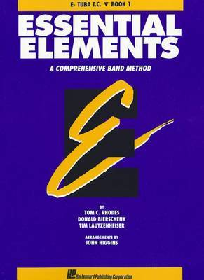 Essential Elements Book 1 - Eb Tuba T.C.
