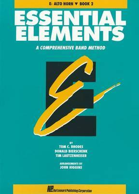 Essential Elements Book 2 - Eb Alto Horn