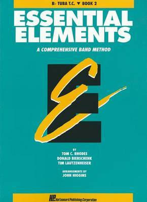 Essential Elements Book 2 - BB Tuba T.C.