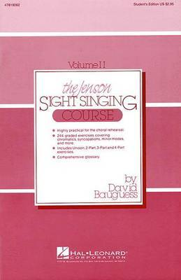 The Jenson Sightsinging Course