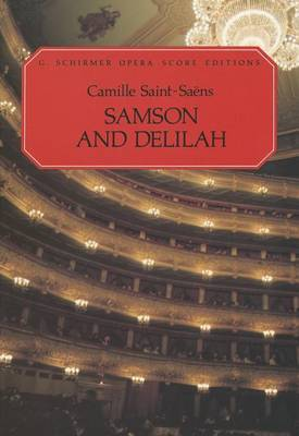 Samson and Delilah: Opera in Three Acts/2647