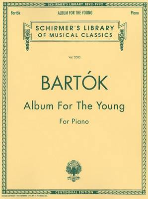 Album for the Young: Piano Solo
