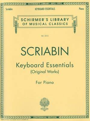 Keyboard Essentials - A Collection of Easier Works: Piano Solo