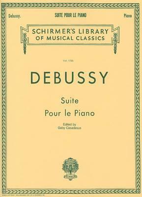 Suite Pour Le Piano: Piano Solo