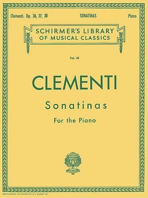 Muzio Clementi: Sonatinas For The Piano Op.36-38