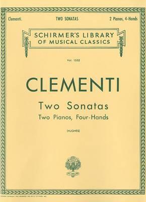 2 Sonatas: Piano Duet
