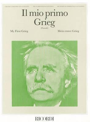 Il Mio Primo Grieg/My First Grieg