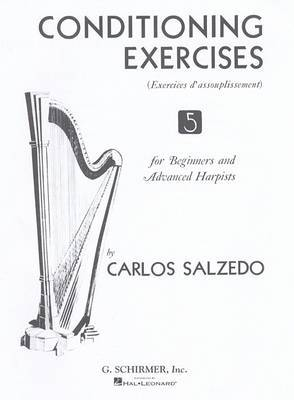 Conditioning Exercises for Beginners and Advanced Harpists: Sheet Music